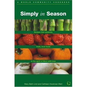 good recipes for seasonal eating.