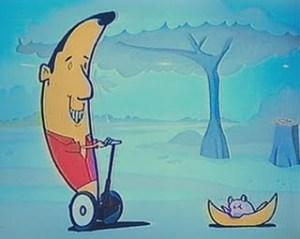 go Mr. Banana Grabber go!