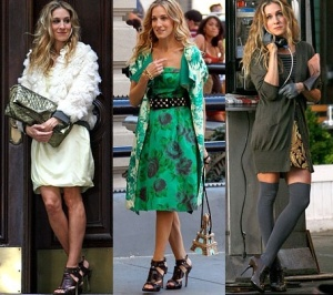 SJP- a fashion inspiration to me and so many others....ahh the shoes, the shoes.