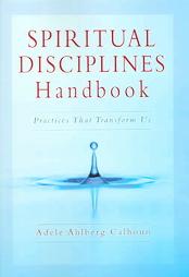 spiritual-disciplines-handbook-adele-ahlberg-calhoun-paperback-cover-art