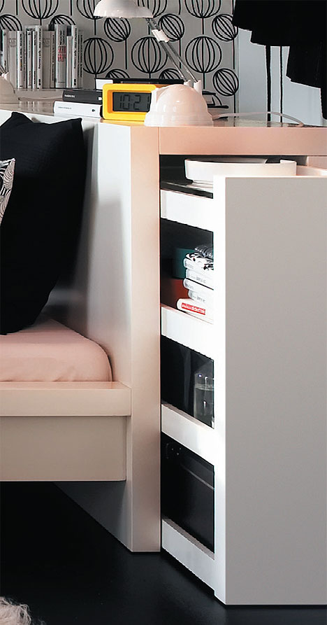 friday fluff what s on your nightstand jessica leep fick. Black Bedroom Furniture Sets. Home Design Ideas
